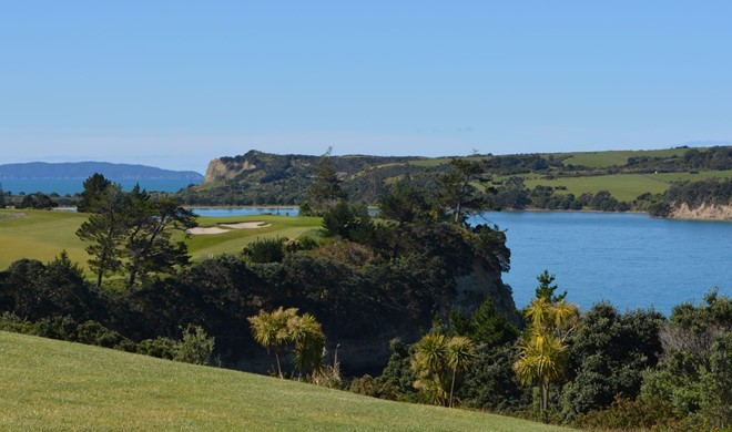 North Island, New Zealand, New Zealand, Gulf Harbour Country Club