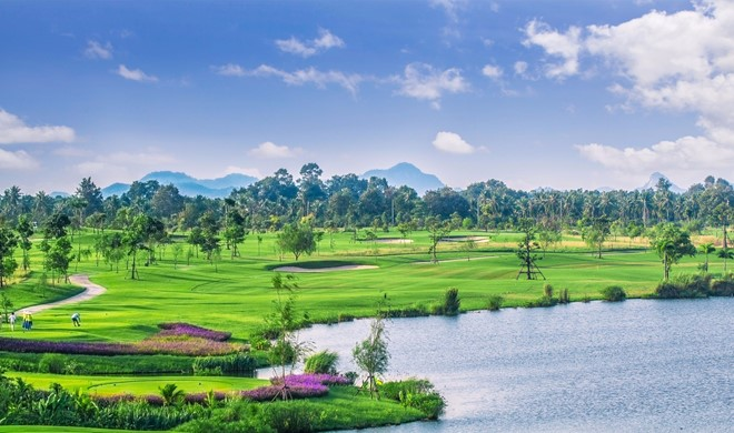 Ny Hole in One sponsor ved Race to Thailand