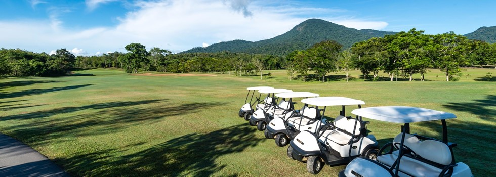 Sydøstlige Thailand, Thailand, The Chatrium Golf Resort Soi Dao Golf Course