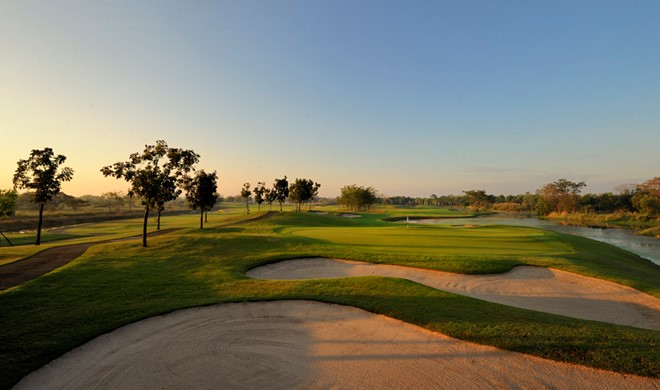 Bangkok, Thailand, Lotus Valley Golf Resort