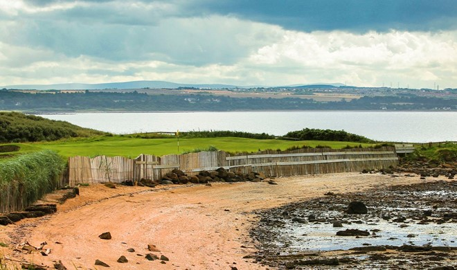 Edinburgh & East Lothian, Skotland, Kilspindie Golf Club