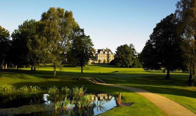 Perthshire, Skotland, The Gleneagles
