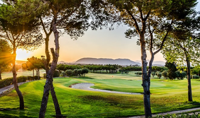 Alicante, Spanien, El Plantio Golf Course