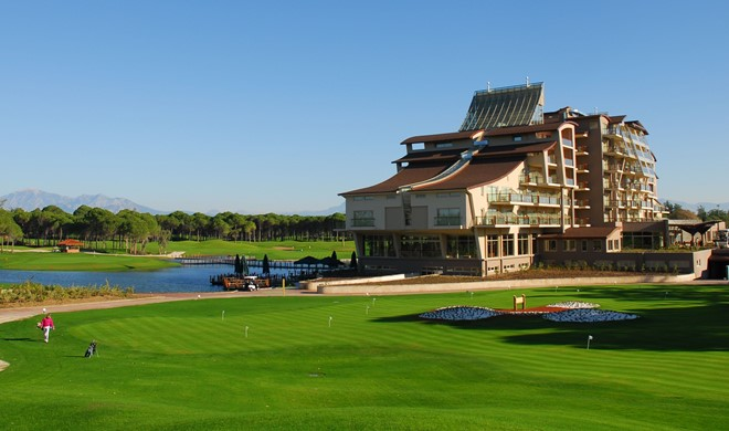 Belek, Tyrkiet, Sueno Golf Resort