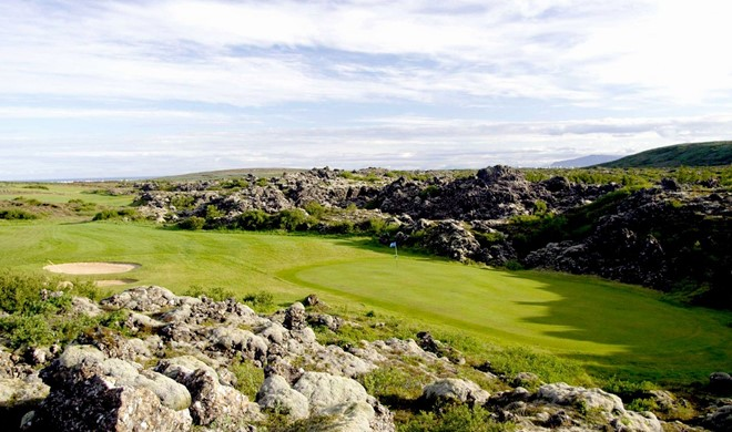 Island, Island, Oddur Golf Club