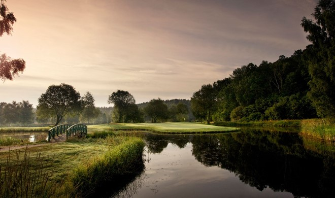 Det sydlige Sverige, Sverige, Woodlands Country Club