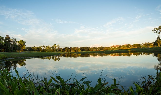 Florida, USA, Naples Grande Golf Club