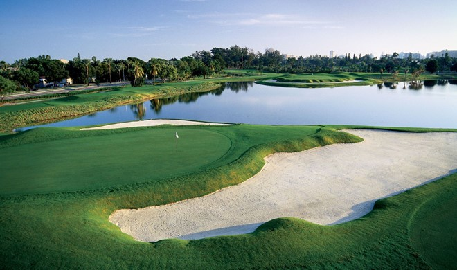 Florida, USA, Miami Beach Golf Club
