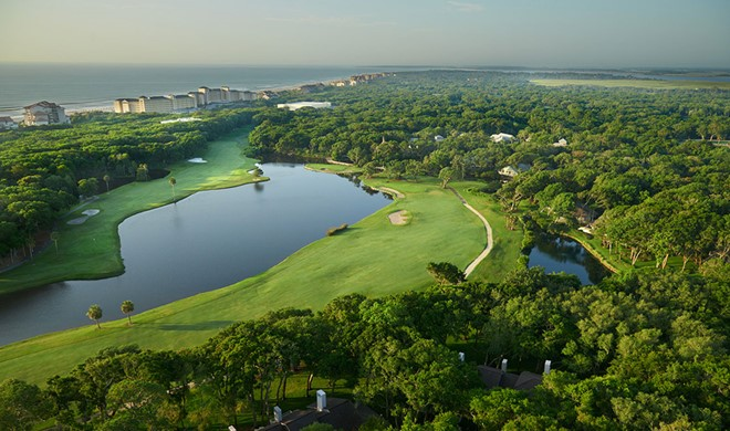 Florida, USA, Omni Amelia Island Plantation Golf Courses