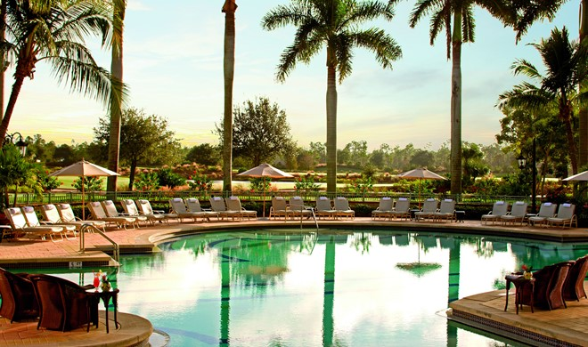 Florida, USA, The Ritz-Carlton Golf Resort, Naples