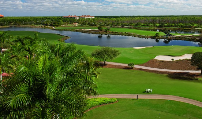 Florida, USA, Tiburon Golf Club, Ritz-Carlton Golf Resort