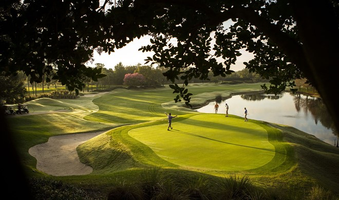 Florida, USA, Grand Cypress Golf Club