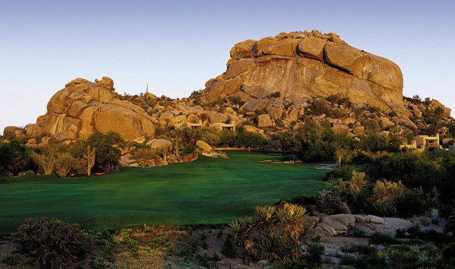 Arizona, USA, Boulders Golf Resort