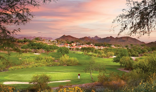 Arizona, USA, Lookout Mountain Golf Club