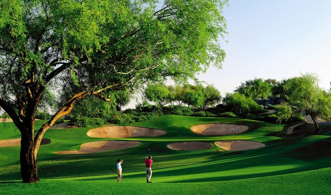 Arizona, USA, Kierland Golf Club