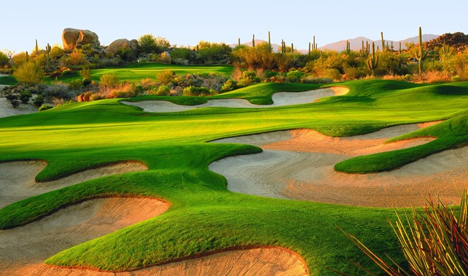 Arizona, USA, Troon North Golf Club