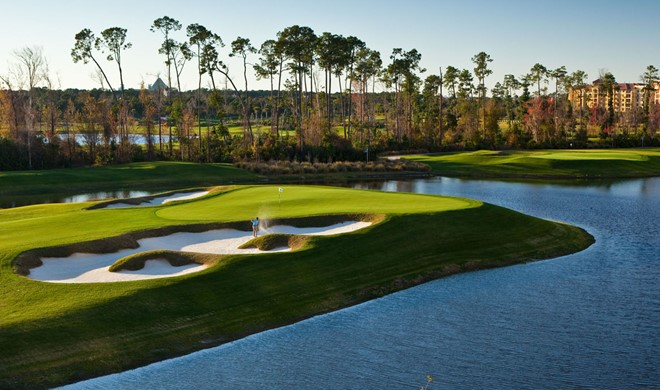 Florida, USA, Waldorf Astoria Golf Club