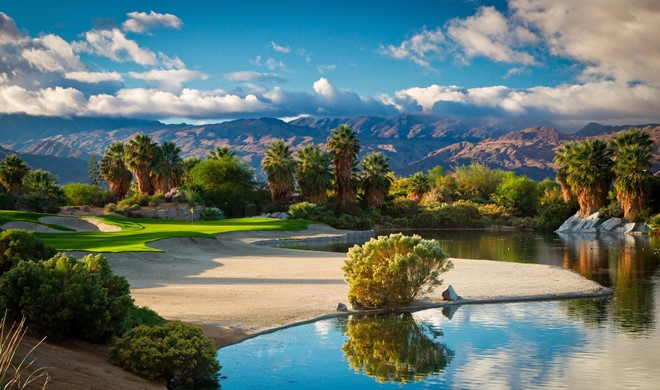 Californien, USA, Desert Willow Golf Resort