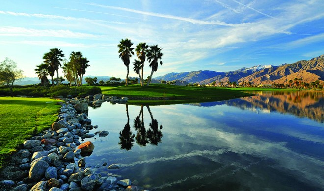 Californien, USA, Escena Palm Springs