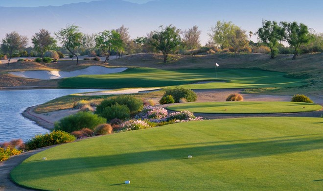 Californien, USA, PGA West