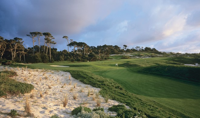 Californien, USA, Spyglass Hill Golf Course™