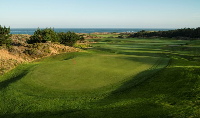 Californien, USA, The Links at Spanish Bay™