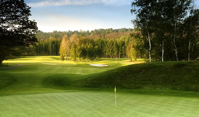 Prag, Tjekkiet, Greensgate golf course