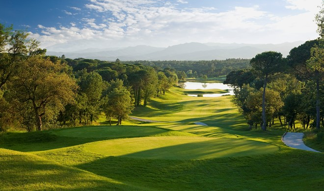 Costa Brava, Spanien, PGA Catalunya Golf Resort