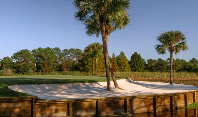 Florida, USA, Mission Inn Resort golf courses