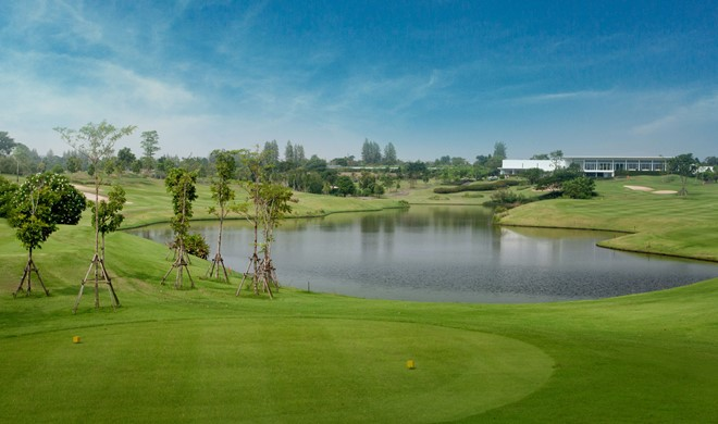 Bangkok, Thailand, Riverdale Golf and Country Club
