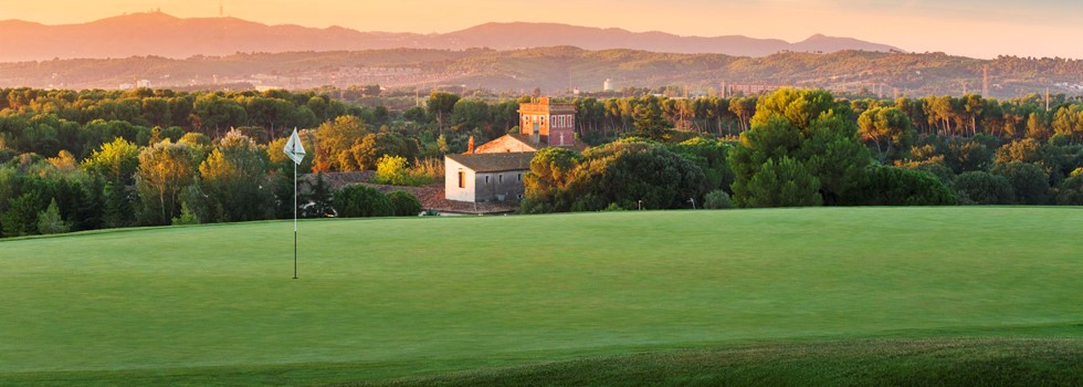 Costa Brava, Spanien, Real Club de Golf El Prat