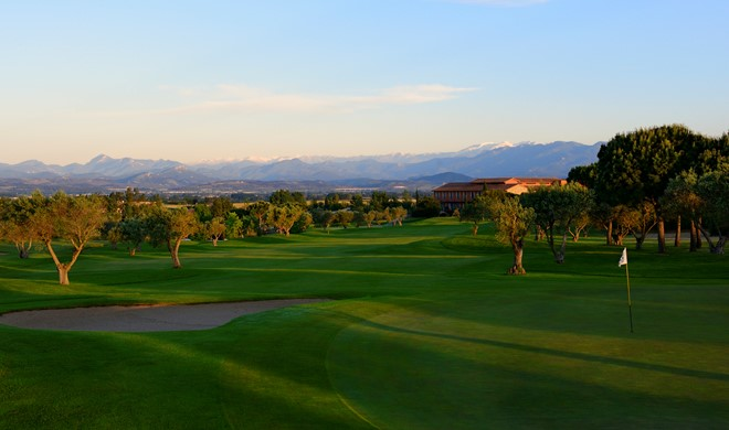 Costa Brava, Spanien, Peralada Golf Club