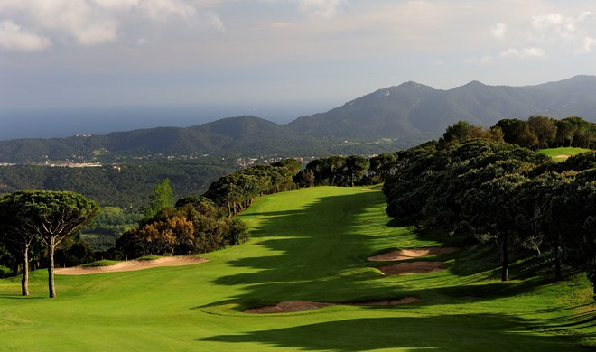 Costa Brava, Spanien, Club Golf d'Aro Mas Nou
