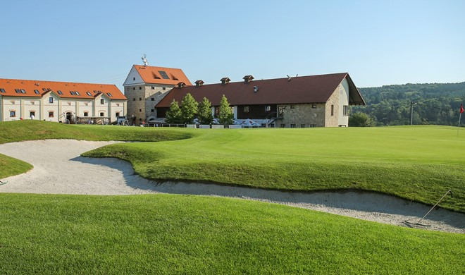 Prag, Tjekkiet, Greensgate Golf & Leisure Resort