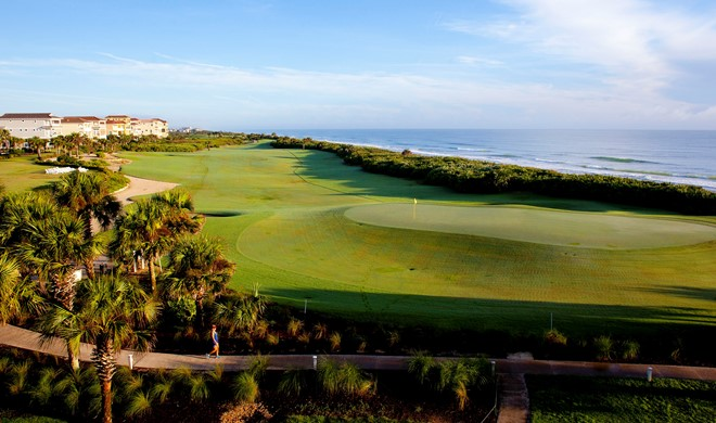 Florida, USA, Hammock Beach Golf Courses
