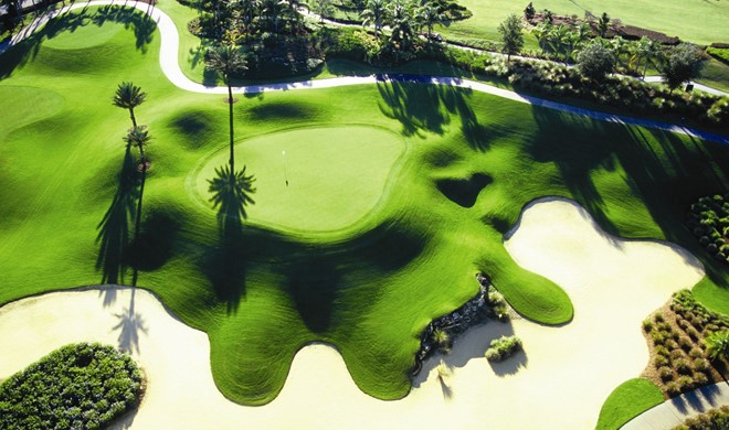Florida, USA, Reunion Golf Courses