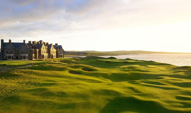 Det sydlige Irland, Irland, Trump International Golf Links & Hotel™ Doonbeg