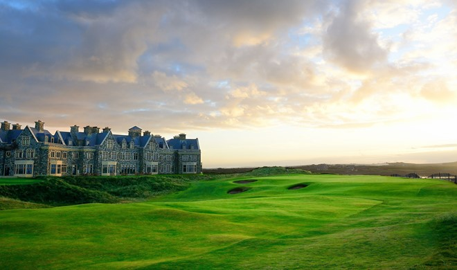 Det sydlige Irland, Irland, Trump International Golf Links