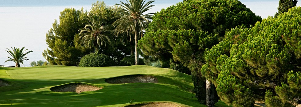 Costa Brava, Spanien, Club de Golf Llavaneras