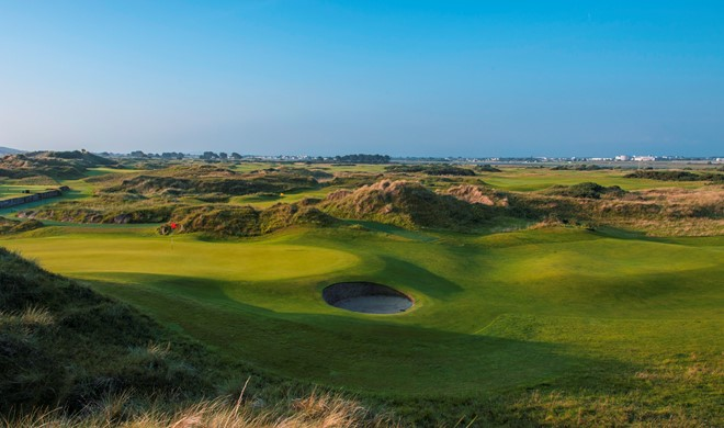 Det østlige Irland, Irland, Portmarnock Hotel & Golf Links (Golf Course)
