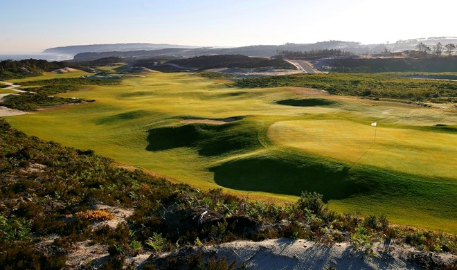 Oeste, Portugal, West Cliffs Golf Links