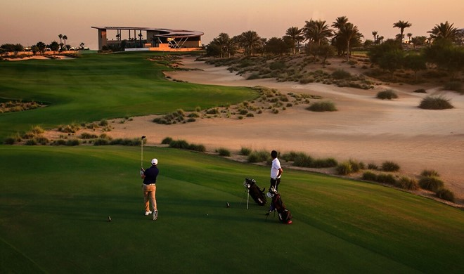 Dubai, Forenede Arabiske Emirater, Trump International Golf Club