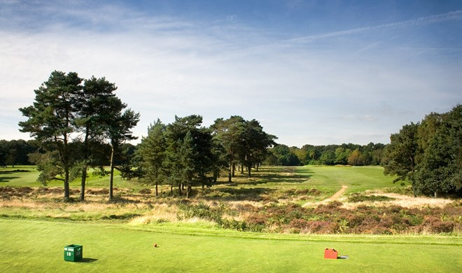 Sydøst, England, Walton Heath Golf Club