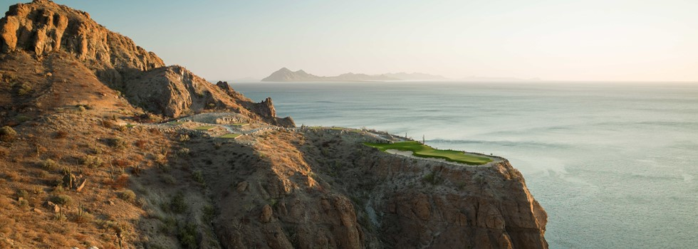 Baja California Sur, Mexico, Danzante Bay Golf Club