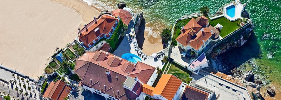 Cascais Estoril Lissabon Portugal The Albatroz Seafront Hotel