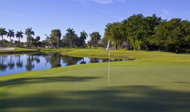 Florida, USA, Shula's Golf Club