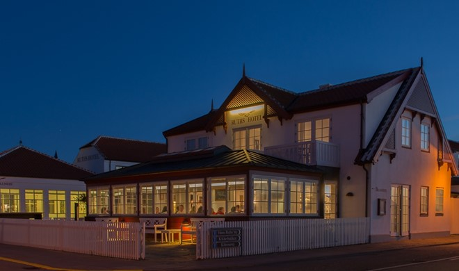 Legendarisk Skagen hotel lancerer ny video