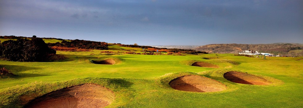 Det sydlige Wales, Wales, Southerndown Golf Club