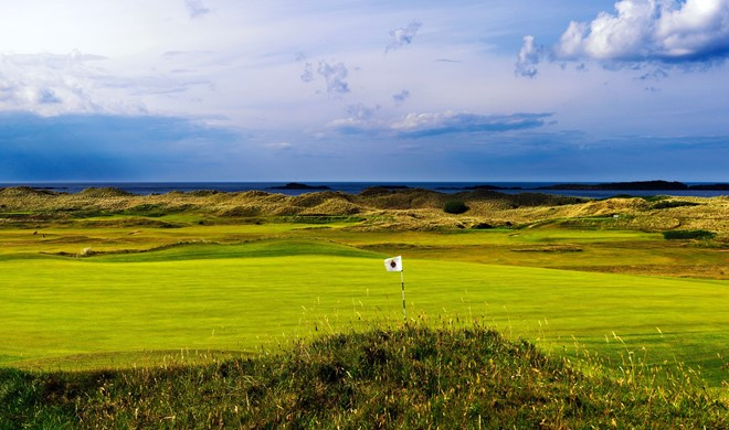 Amazing golf experiences in Ireland
