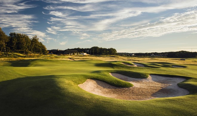 Det sydlige Sverige, Sverige, Vallda Golf & Country Club
